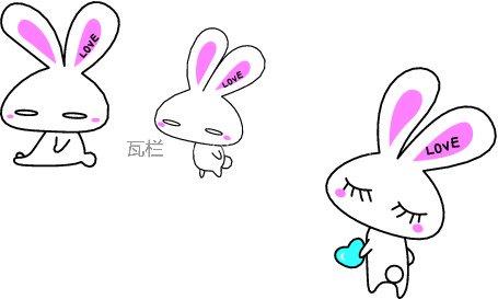 文件名 可爱兔子